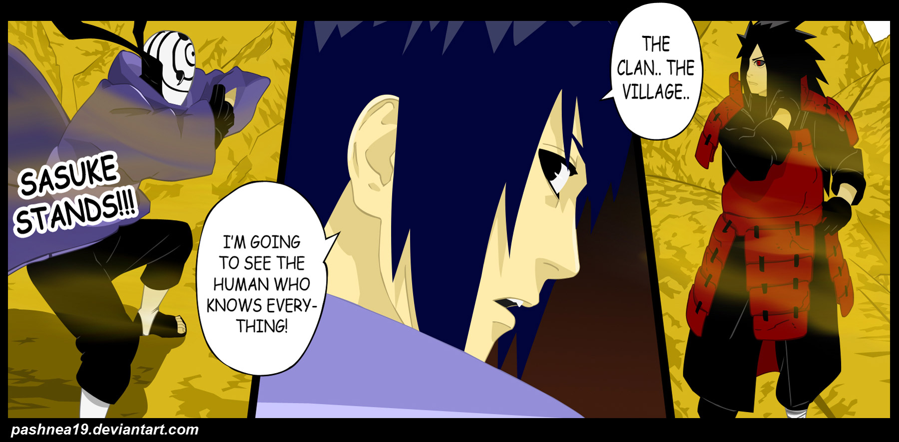 Naruto chap 595 Trang 20 - Mangak.info