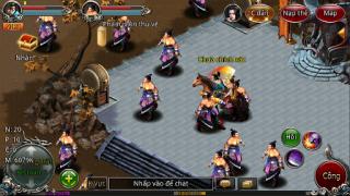 Tải game Võ lâm cho điện thoại Android