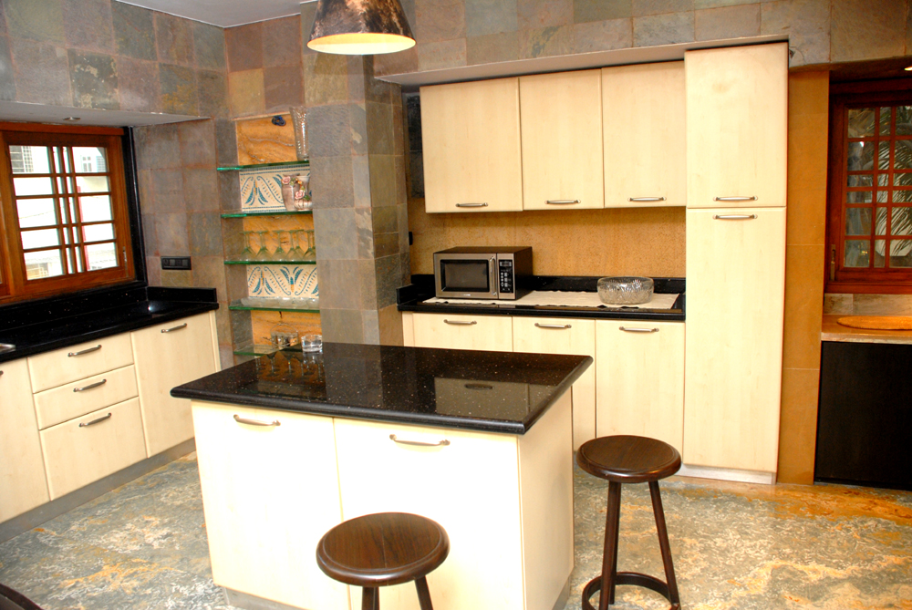 Nisha jamvwal design try different styles positions by for Different kitchen design styles