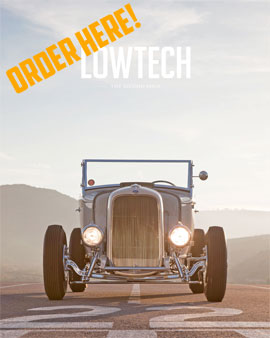 OUT NOW: LOWTECH – The Second Issue