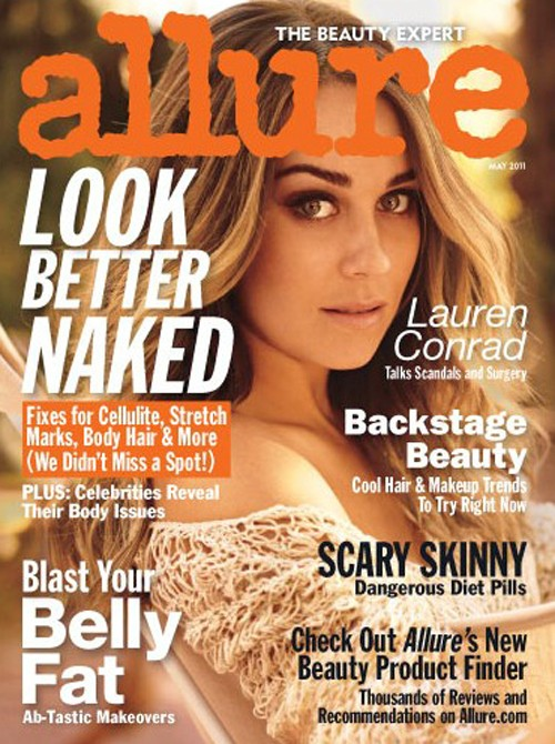 lauren conrad 2011. Lauren Conrad Photo Shoot 2011. Lauren Conrad: Allure May 2011; Lauren Conrad: Allure May 2011. icanhasiphone? Apr 30, 01:13 PM. Ok cool, Thanks :D