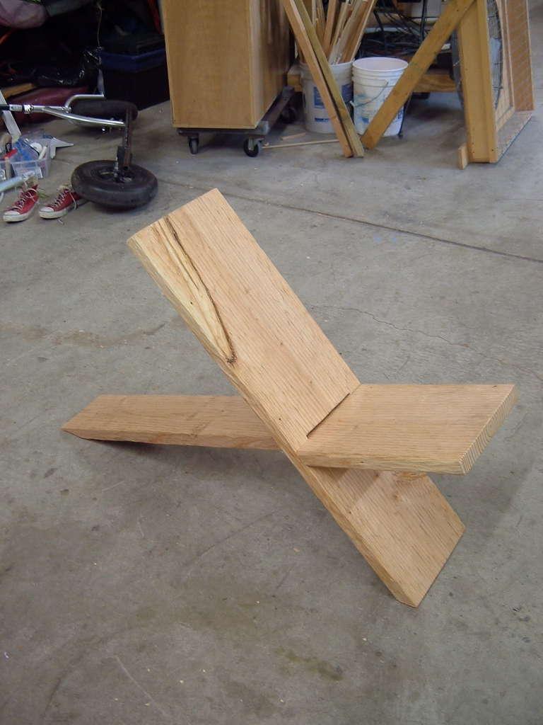 C mo hacer sillas de madera construccion y manualidades - Como hacer un sillon de madera ...