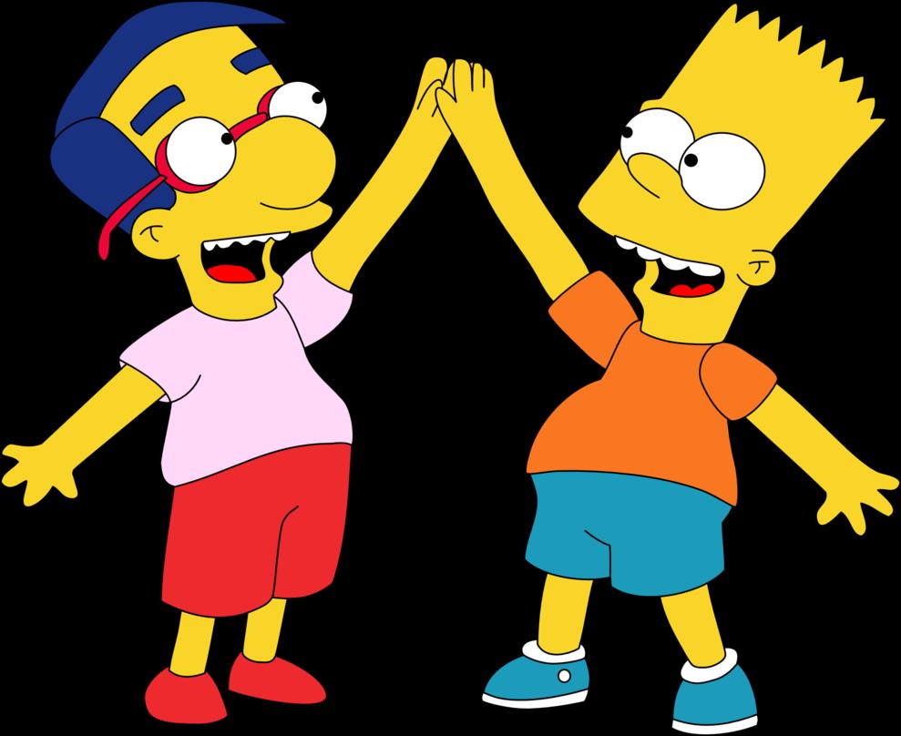 Top 4 Cartoon Characters : Top best friends and cartoon childhood memories