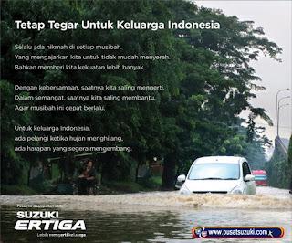 suzuki ertiga anti banjir