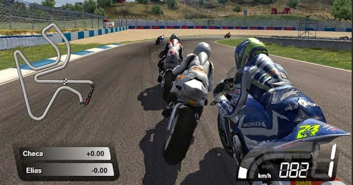 Game MotoGP For Android