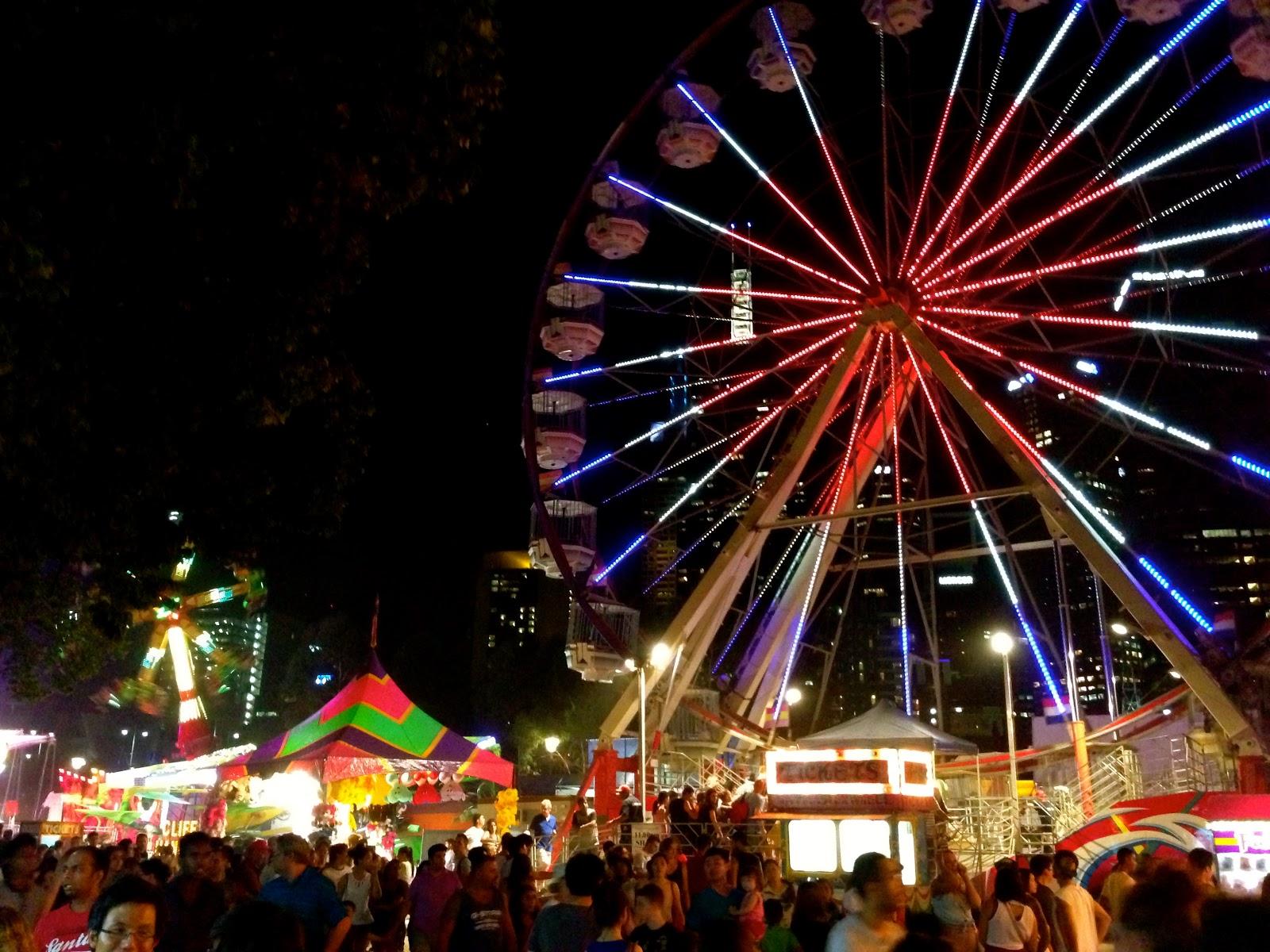 eУ °ọ°: Moomba Festival