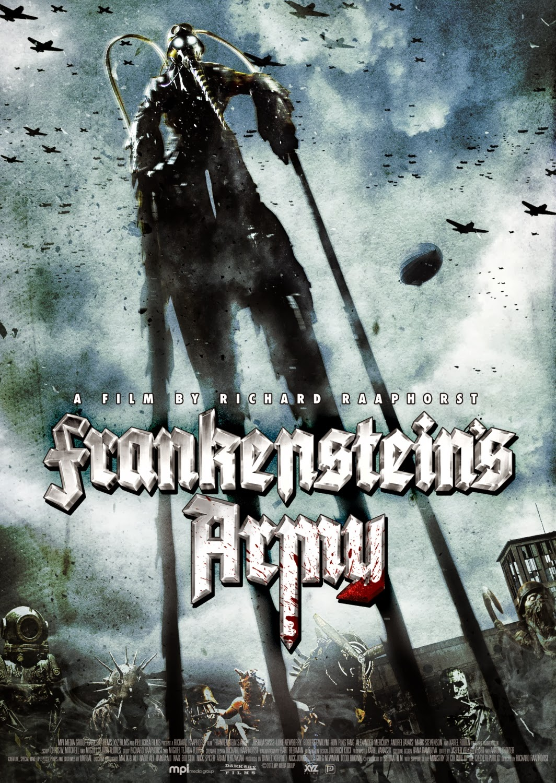 Đội Quân Ma Quỷ - Frankenstein's Army