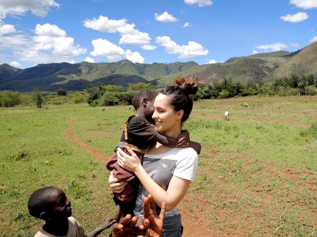 LANA JURČEVIĆ U GLORIJI: U AFRIČKOM SIROTIŠTU PRONAŠLA SAM SEBE