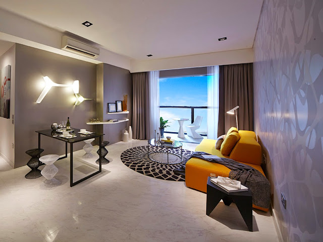 DUO Residences Showroom