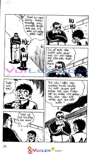 Jindodinho - Đường Dẫn Đến Khung Thành III  Tập 12 page 26 Congtruyen24h