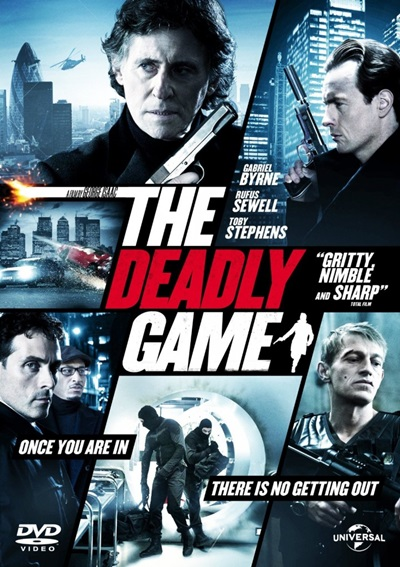 Londres Distrito Criminal DVDRip Latino