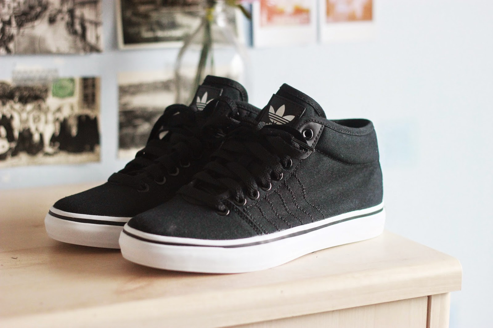 leuke zwarte schoenen