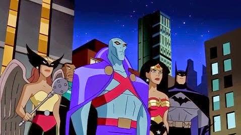 Liga da Justiça Mentores do Crime