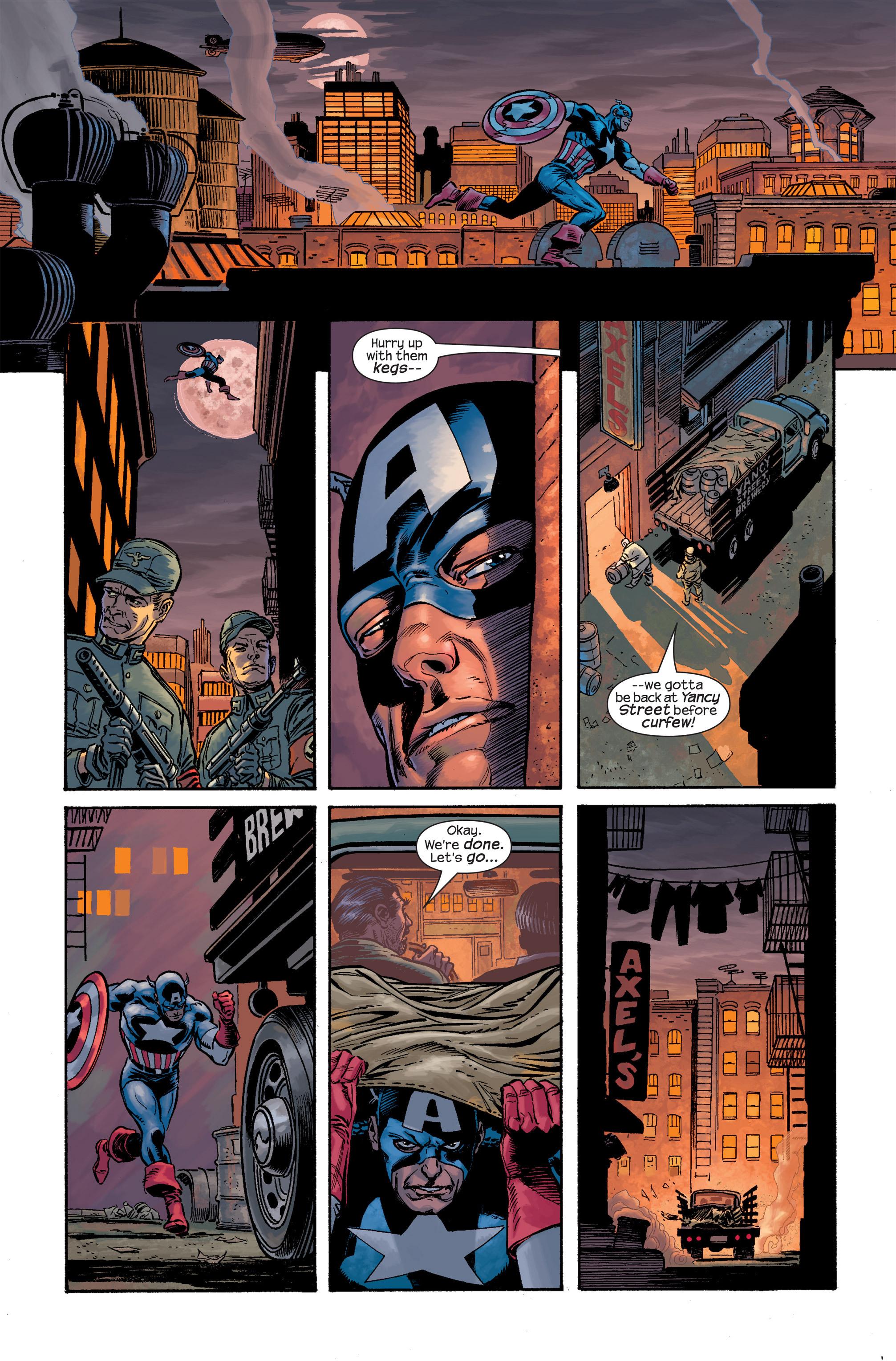 Captain America (2002) Issue #18 #19 - English 7