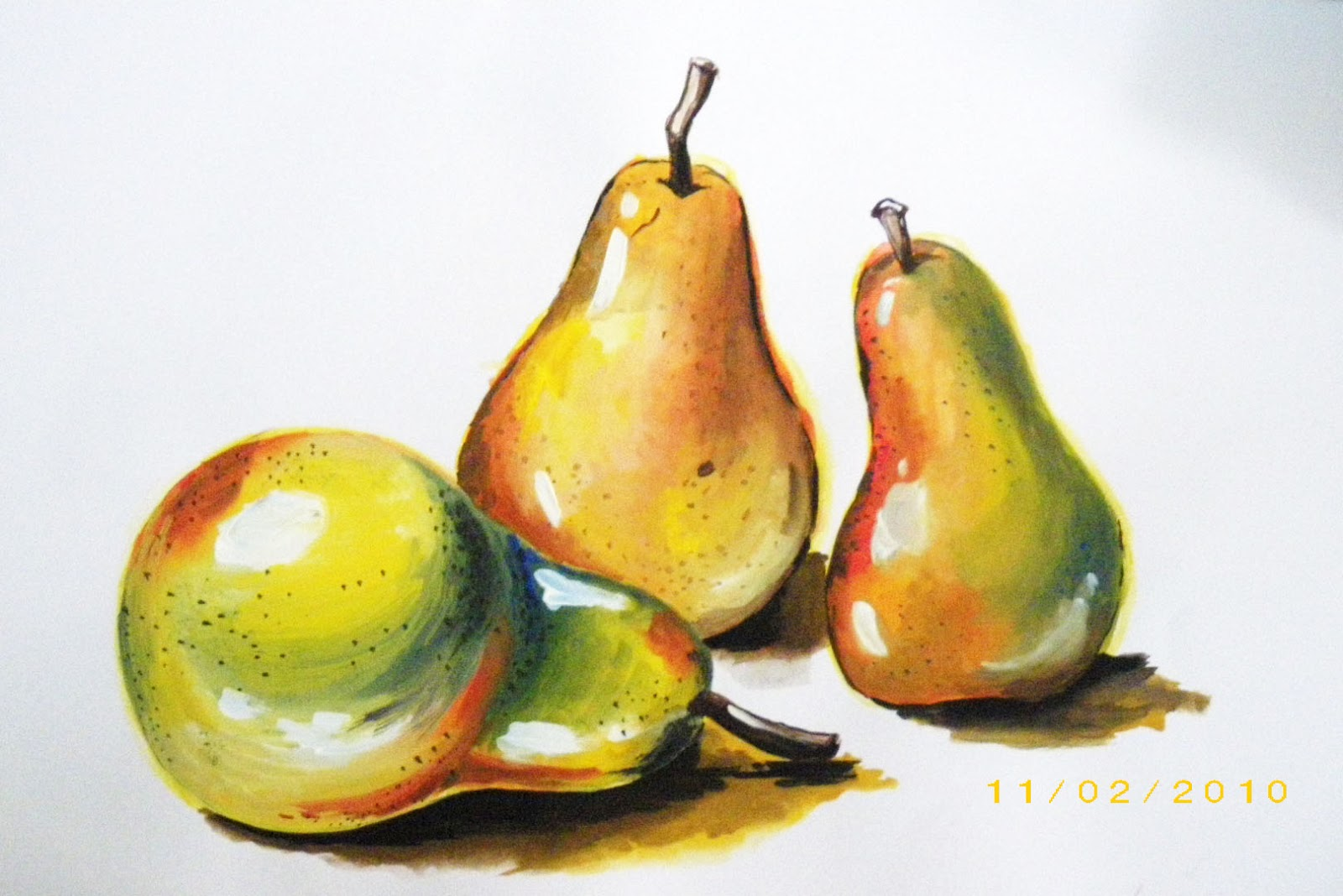 Lukisan Buah Buahan Pictures, Images & Photos | Photobucket