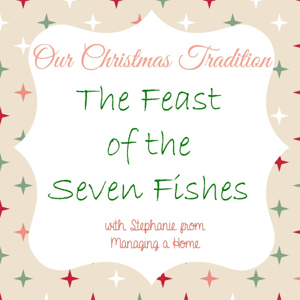 Feast of the Seven Fishes - Christmas Traditions & Biscuit Recipe