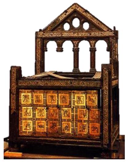 Edad media historia del mueble for By h mobiliario