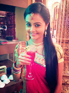 Devoleena Bhattacharjee aka Gopi bahu from the show Saath Nibhaana Saathiya