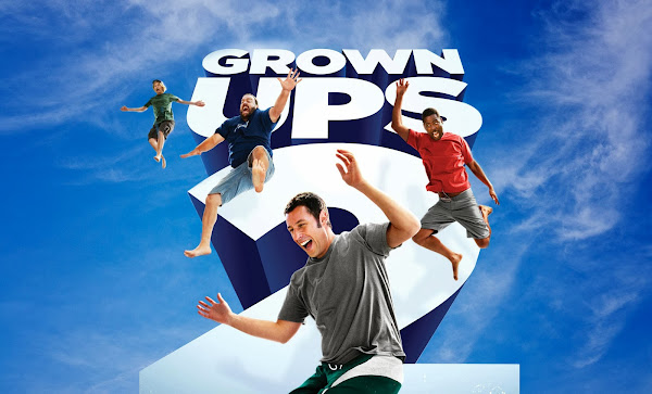 Nonton Online Film Grown Ups 2