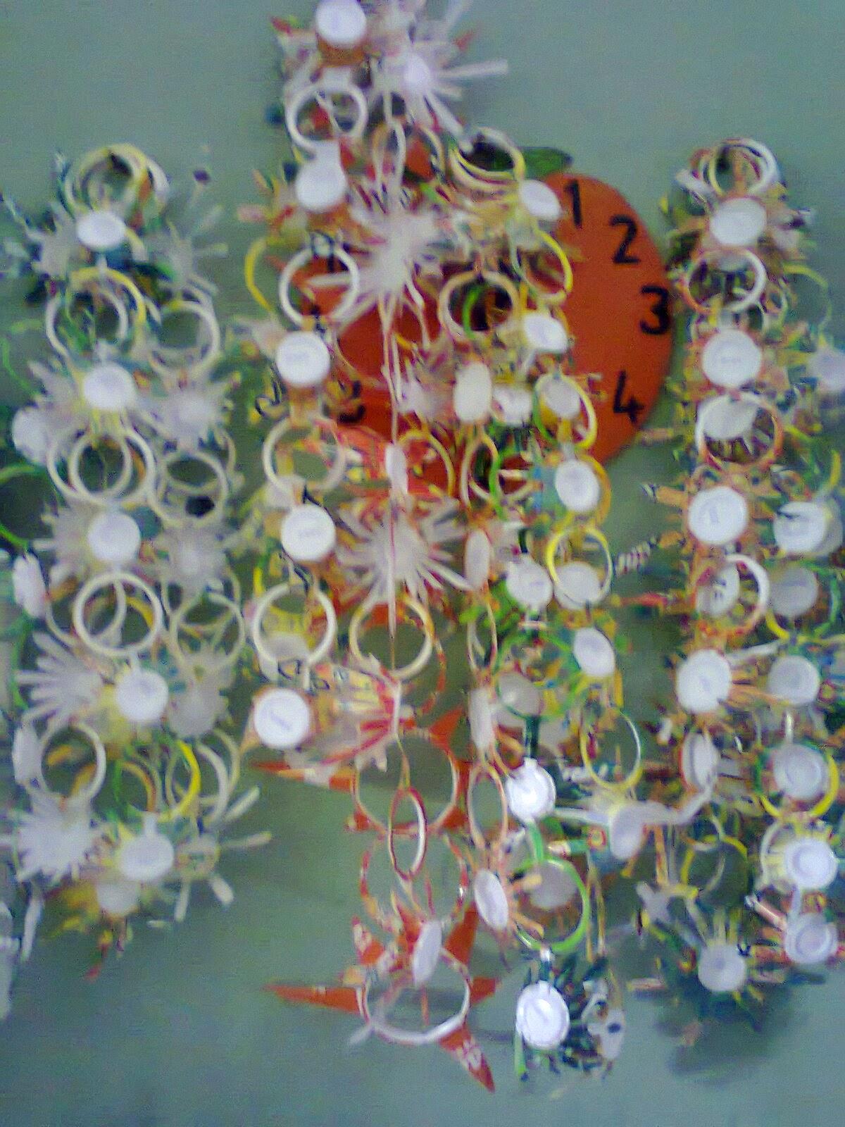 Tikapanca daur ulang gelas plastik bekas minuman maka saya mengajak para siswa untuk membuat kreatifitas dari sampah plastik tersebut lumayanlah bisa digunakan sebagai hiasan dinding thecheapjerseys Gallery