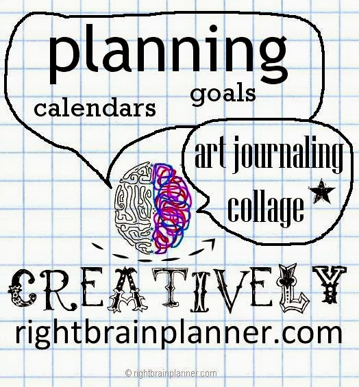 Right Brain Planner