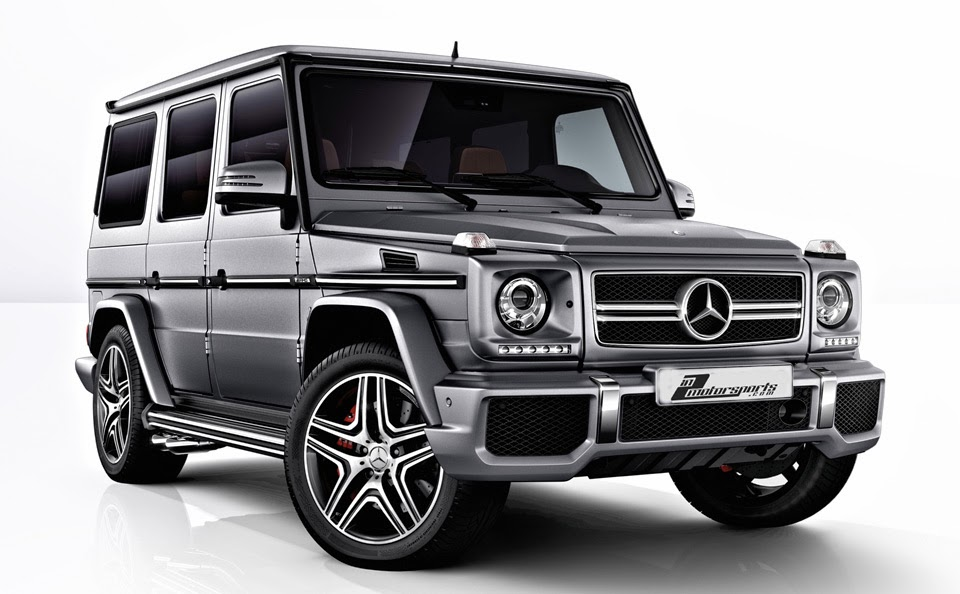 Captain Seats Suv >> Greatest Cars: Mercedes Benz G Wagon