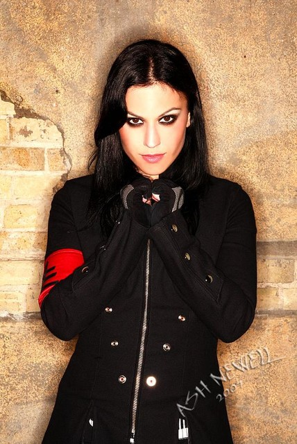 selva do rock n roll musas do rock 4 cristina scabbia. Black Bedroom Furniture Sets. Home Design Ideas