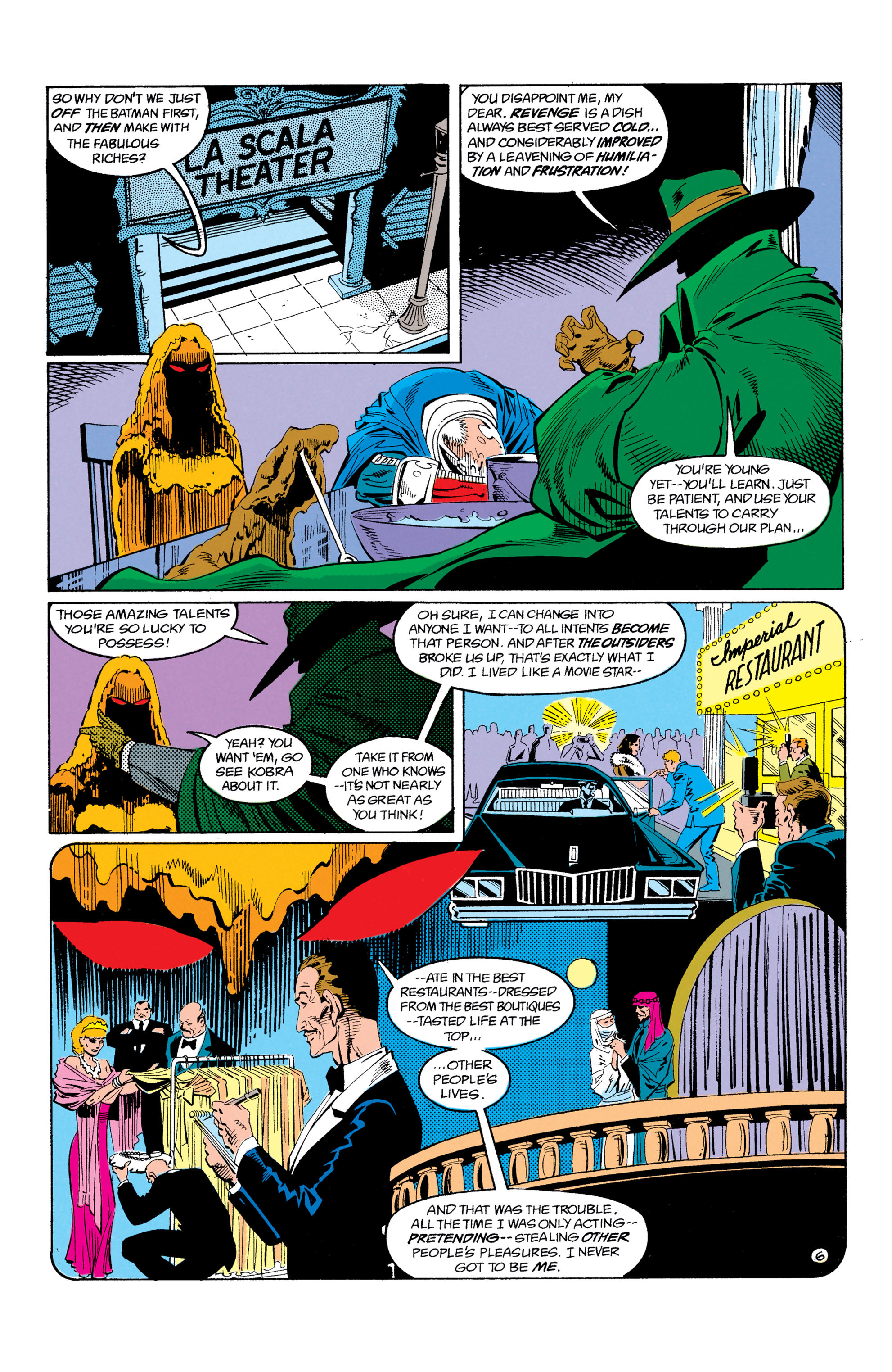 Detective Comics (1937) Issue #605 Page 7