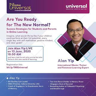 INItiative universal TALK Show