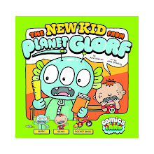 The New Kid From Planet Glorf!