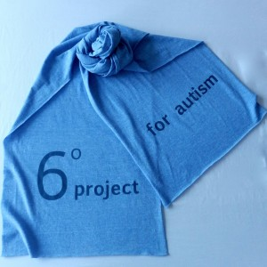 Six Degrees Project Scarf