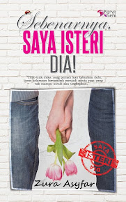 1st novel : Sebenarnya, Saya Isteri Dia