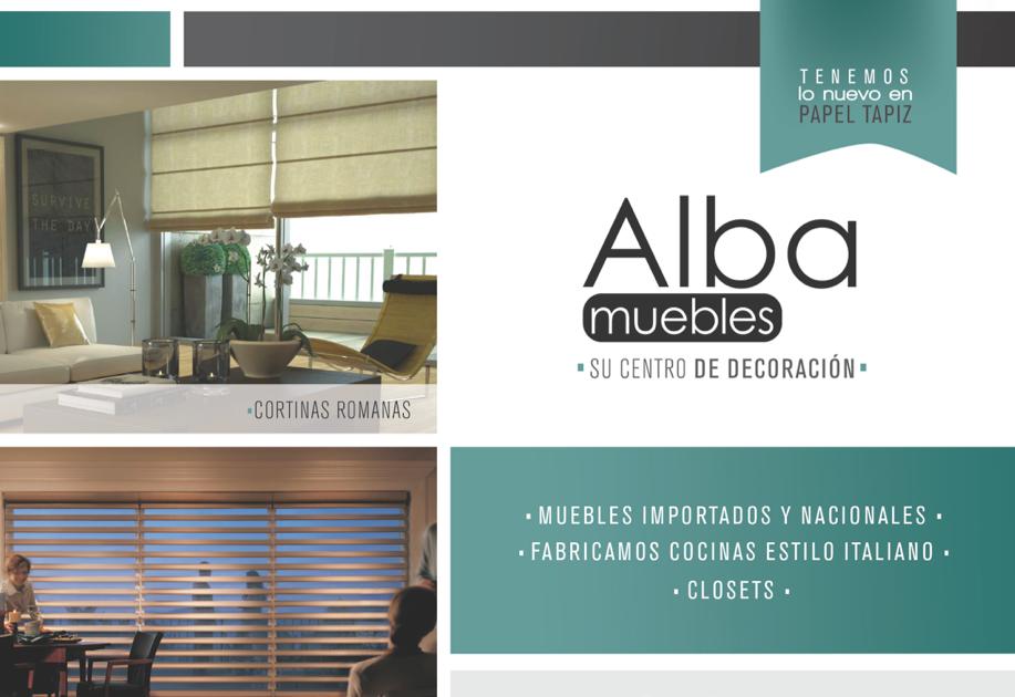 Moimoi dise o publicidad alba muebles for Almacenes de muebles en bogota 12 de octubre