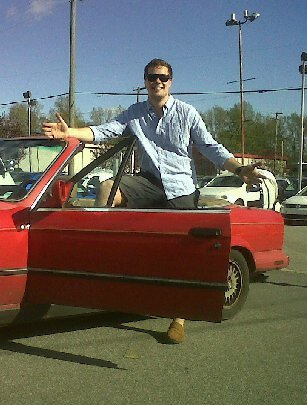 1990 BMW 325i Convertible - GONE
