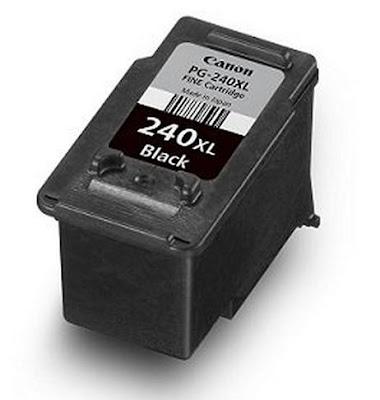 Черный картридж  Canon PG- 240XL