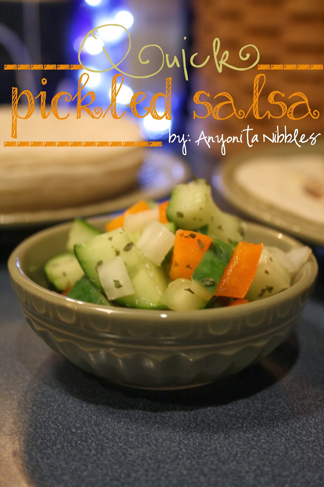 Quick Pickled Salsa for Fish Tacos from www.anyonita-nibbles.com