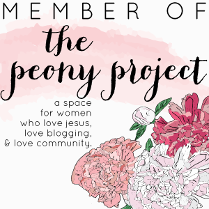 The Peony Project