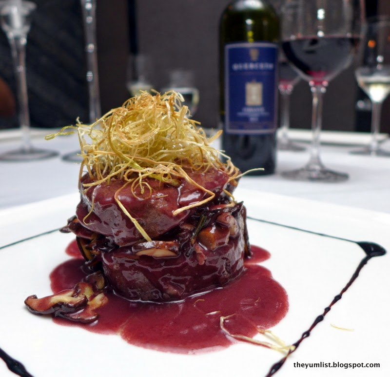 La Scala, Italian Fine Dining, Kuala Lumpur