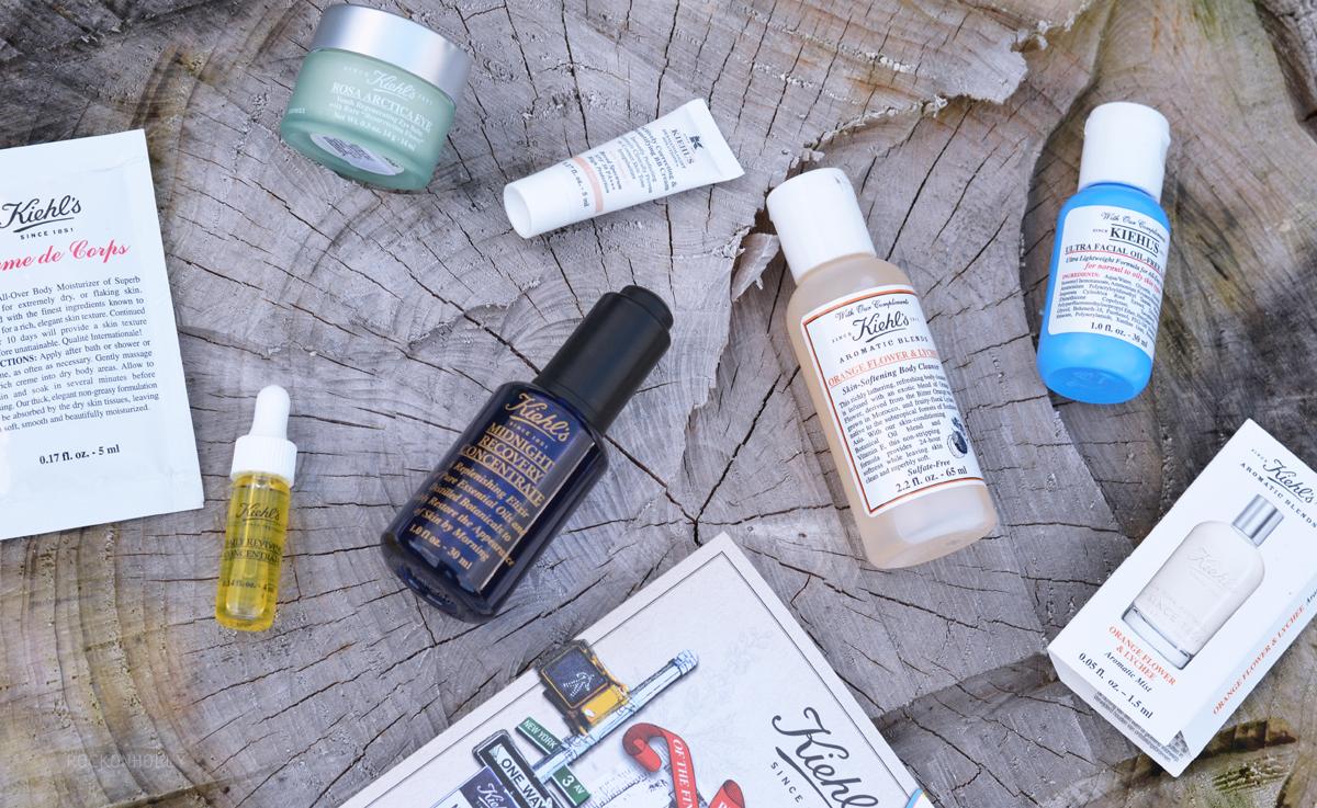 Kiehls Skin Care