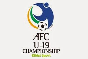 Jadwal Lengkap Dan Hasil Pertandingan AFC U19 Championship