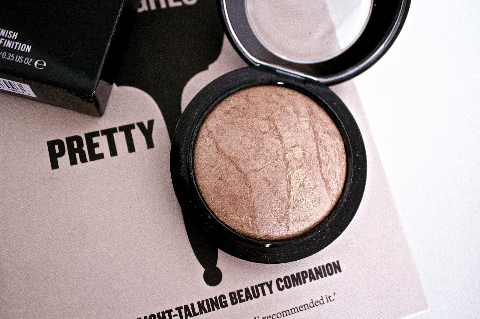 A review of MAC Mineralize Skinfinish Soft and Gentle