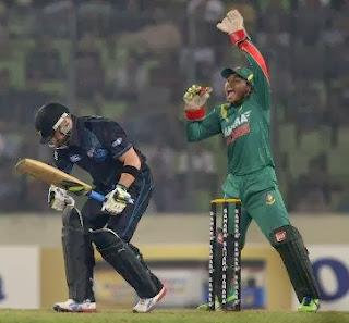 Bangladesh vs New Zealand 2nd ODI 2013 Scorecard, New Zealand Tour Bangladesh 2013 match result,