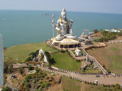 Murudeshwara Karnataka Lord Shiva Statue