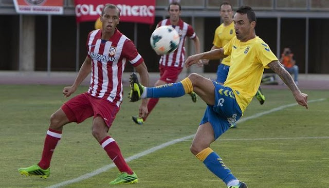 Atletico Madrid vs Las Palmas en vivo