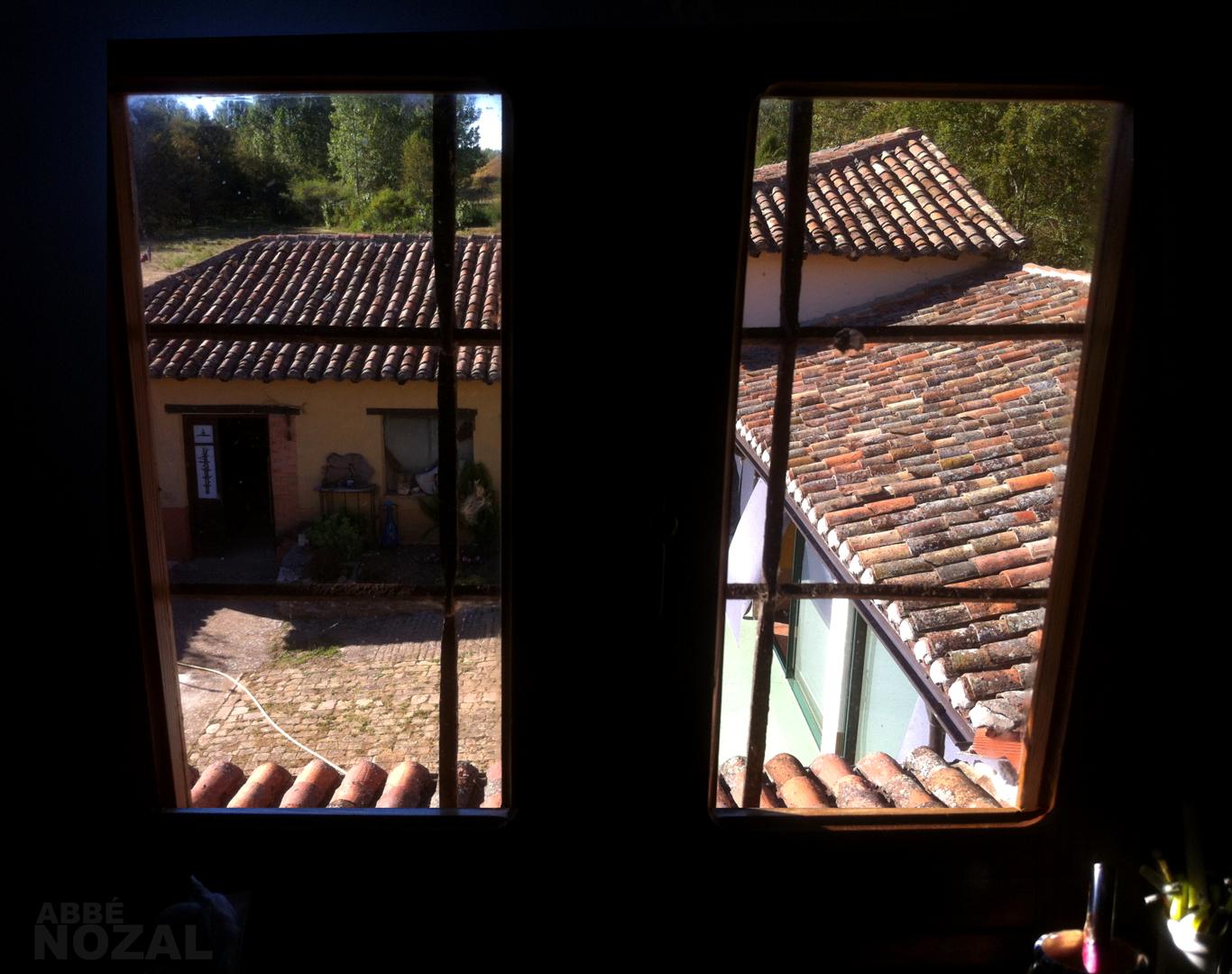 Desde la ventana, 2015 Abbé Nozal