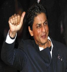 Shahrukh Khan gets ready for IIFA 2011