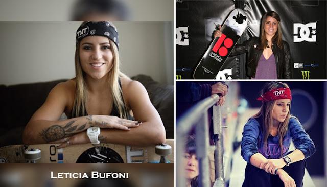 Leticia Bufoni : Plinplan.net