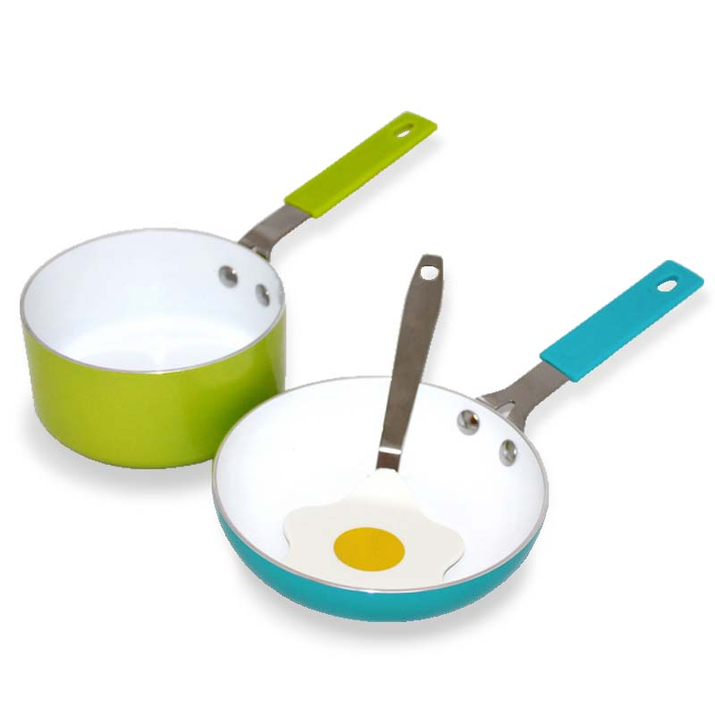 OX-81 3Pcs Mini Cookware Set Oxone