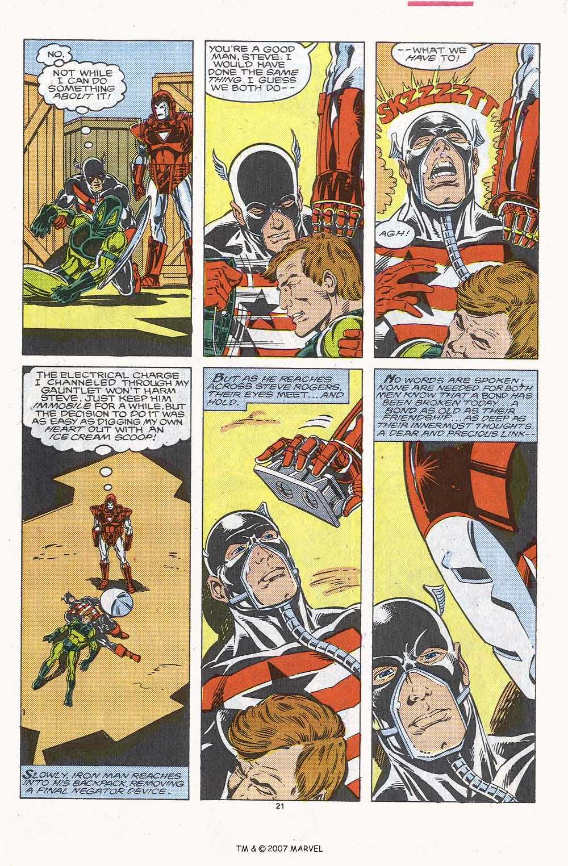 Captain America (1968) Issue #339b #269 - English 31