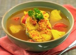 Lempah Kuning Ikan